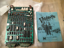 VIGILANTE - JAPAN IREM M75 PCB ORIGINAL Arcade JAMMA + BOOKLET
