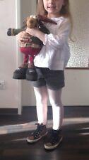 Burberry Shorts Mädchen wolle seide Gr.104 110 4-5 LP125€ wNeu