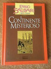 Il continente misterioso Emilio Salgari 2003 Fabbri avventura