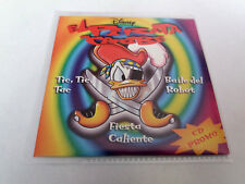 "CD ""EL PIRATA DEL CARIBE WALT DISNEY"" CD SINGLE 3 TRACKS COMO NUEVO BAILE DEL RO"