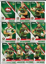 2017 NRL Traders South Sydney RABBITOHS Team Set