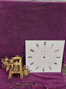 ITR IBM Time Recorder Electric Master clock Mechanism
