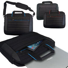 Premium Shoulder Bag carry case cover with Detachable Strap for ASUS Laptops