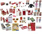 Elf Accessories Props Ideas Games Christmas Kit Clothes  Decorate The Book Shelf