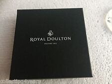 Crystal Ornament ROYAL DOULTON POINSETTIA 2010  BOX Christmas Decoration Boxed
