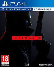 Hitman 3 III (PS4 PlayStation 4) (NEU & OVP) (UNCUT)