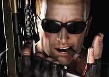 Duke Nukem Forever A3 Poster Print YF940