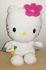 Peluche hello kitty 15 cm pupazzo originale sanrio gatto cat plush soft toys