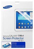 Samsung Screen Protector for Samsung Galaxy Tab 3 - 10.1 (Clear) - 2Pk