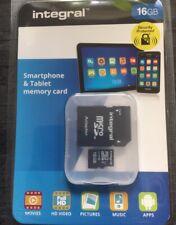 Ganga INTEGRAL tarjeta SDHC de tarjeta SDHC de 16GB videocámaras HD Tarjeta De Memoria Digital