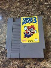 Super Mario Bros. 3 Nintendo NES Cart NE3