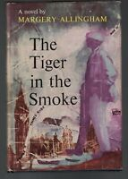 The Tiger in the Smoke HC DJ Margery Allingham 1952 BCE
