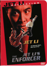 JET LI - THE ENFORCER - 2000 DVD