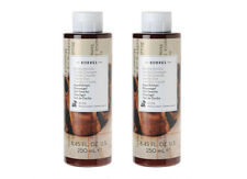 Lot 2x New KORRES Vanilla Cinnamon Hydrating Shower Gel 8.45oz Moisturizing