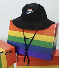 Nike Sportswear 'BeTrue' Bucket Hat CZ6232-010 Black Size M/L New
