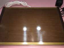 """Vintage Hostess Electric """"Warm-O-Tray"""". Model No. 60. Excellent Tested Condition"""