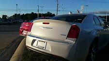 #563 PAINTED FACTORY STYLE SRT SPOILER Fits the 2012 - 2016 CHRYSLER 300