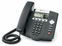 NEW Polycom SoundPoint IP 450 with Power Supply