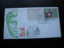 VATICAN - enveloppe 1er jour 23/4/1981 (cy32) (A)