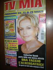 Tv Mia.CATHERINE SPAAK,GABRIELE CIRILLI, FIAMMETTA CICOGNA, GIUSEPPE GIACOBAZZI