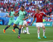 Cristiano Ronaldo - Portugal, (back heel vs Hungary) Euro 2016 8x10 Color Photo