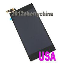 For ZTE Warp Elite LTE N9518 LCD Display Touch Screen Digitizer Glass Black