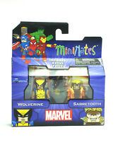 Marvel Minimates Wolverine & Sabretooth Greatest Hits Series 1 X-Men New In Box