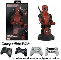 Cable Guys Dead Pool Deadpool Controller Smartphone Charging Cradle Holder Stand