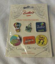 More details for butlins pin badge 75 years 1936 - 2011 collectable pin badges special edition
