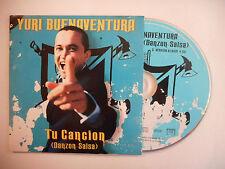 YURI BUENAVENTURA : TU CANCION ( DANZON - SALSA ) ♦ CD SINGLE PORT GRATUIT ♦