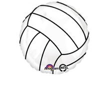 """Volley Ball 18"""" Balloon Birthday Party Decorations"""