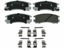 For 1991-1996 Dodge Stealth Disc Brake Pad and Hardware Kit Rear 58554XT 1992