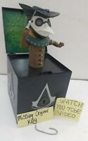 Assassins Creed Brotherhood Collectors Edition Plague Doctor Jack In The Box key