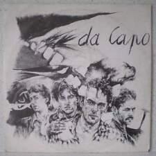"DA CAPO Face to face RARE 7"" 1985 alt. funk-rock BELGIUM"