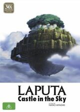 *NEW* Laputa Castle In The Sky Limited Edition Blu-ray+DVD+Studio Ghibli Artbook