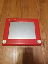 Vintage Etch A Sketch Magic Screen No. 505 Ohio Art. - Works Great