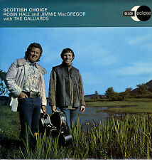 LP Scottish Choice - Robin Hall and Jimmie MacGregor with the Galliards