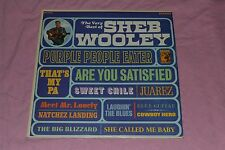 The Very Best of Sheb Wooley - Purple People Eater -1965 MGM - FAST SHIPPING!!