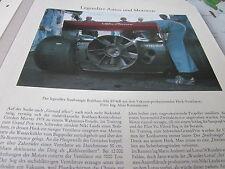 Formel 1 Archiv 2 Autos Motoren 2036 Brabham Alfa BT46B Staubsauger Branham