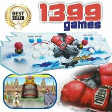 1399 IN 1 RETRO GAME - Multiplayer Double Joystick Gaming Console