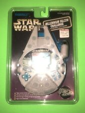 Star Wars Millennium Falcon Challenge Handheld Video Game by Tiger! BRAND NEW!