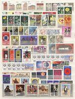 DDR Jahrgang 1969 , postfrisch , Auswahl aus Michel Nr. 1434 - 1533