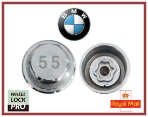 New BMW Locking Wheel Nut Key Number 55 - UK Seller