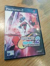 Ps2 Capcom vs SNK 2