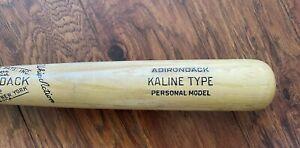 AL KALINE ADIRONDACK 302 WHIP ACTION PERSONAL MODEL VINTAGE BASEBALL BAT