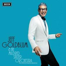 JEFF GOLDBLUM & The Mildred Snitzer Orchestra - Capitol Sessions CD *NEW* 2018