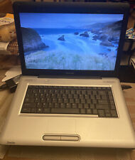 Toshiba Satellite Laptop L455-S5975 15.6in 250GB Hard Drive , 2GB RAM Windows 10