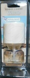 YANKEE Candle SUN & SAND Scent Plug iN UNIT WITH ONE REFILL