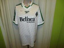 "Borussia Mönchengladbach Reebok Limitiertes Trikot 1998/99 ""Belinea by"" Gr.L Neu"