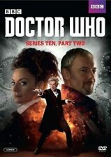 Doctor Who: Series 10 - Part 2 (Dvd, 2017, 2-Disc Set)